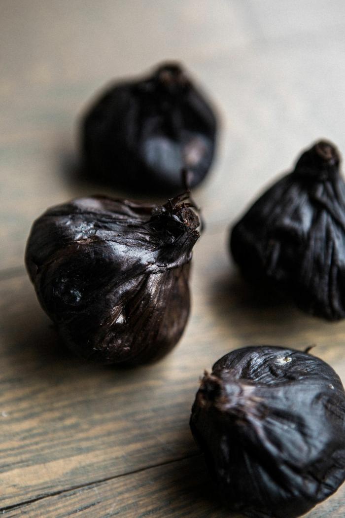 bienfaits santé ail noir fermenté