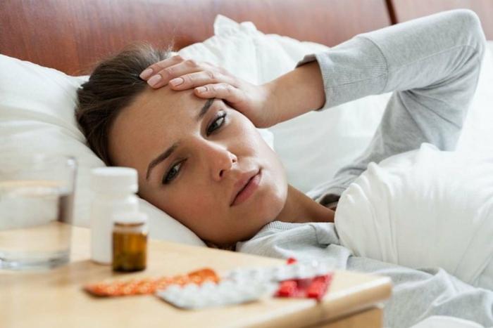 combattre le rhume et la fièvre
