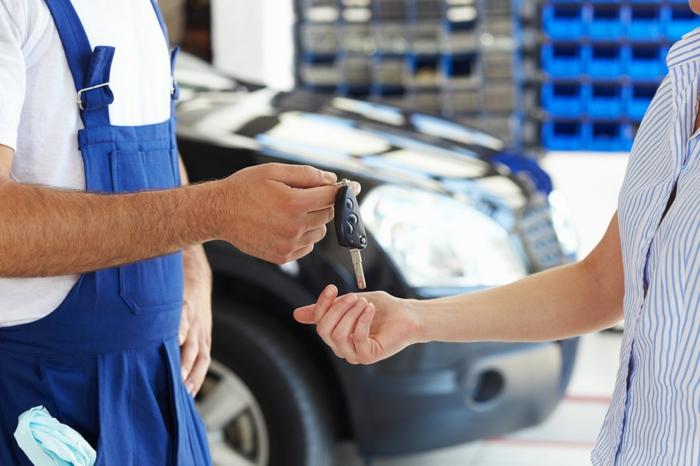 comment réparer la voiture