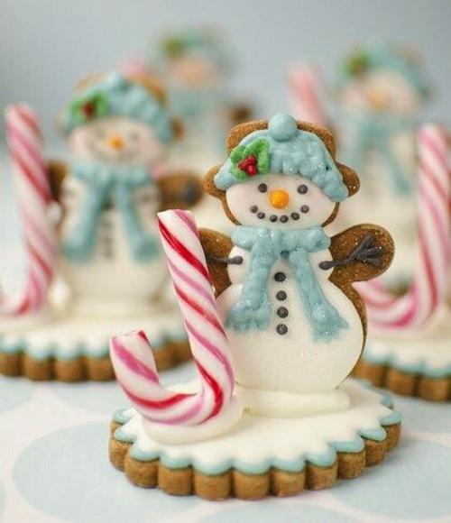 confiserie de Noël pour décoration