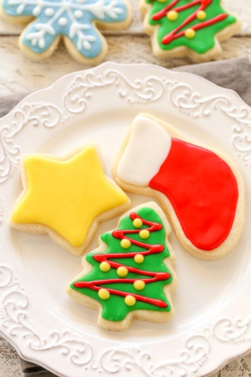 confiserie de Noël symboles de couverture