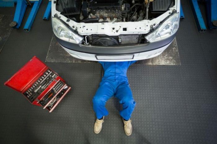 diy réparer la voiture