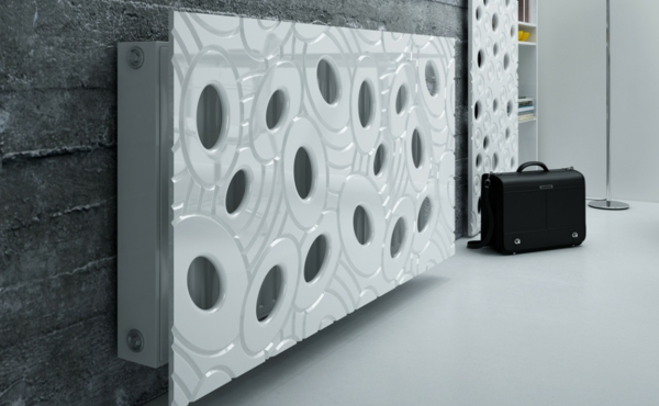 fabriquer un cache-radiateur aluminium entrée