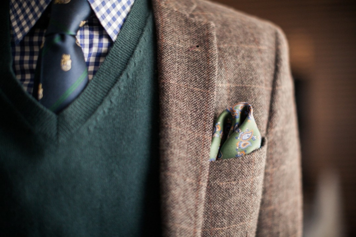 faire un noeud de cravate pour un look tendance