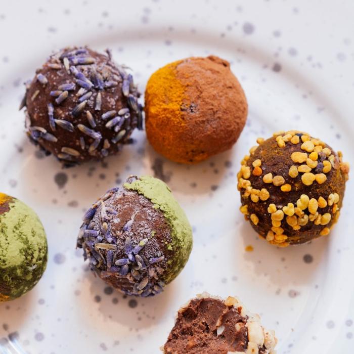healthy recette truffes au chocolat-resized