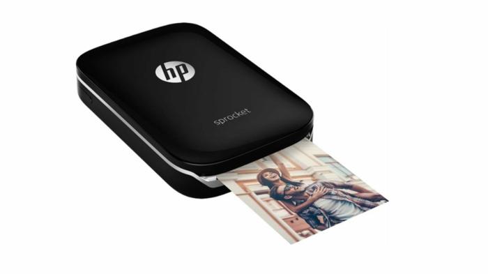 hp printer mobile idée cadeau geek