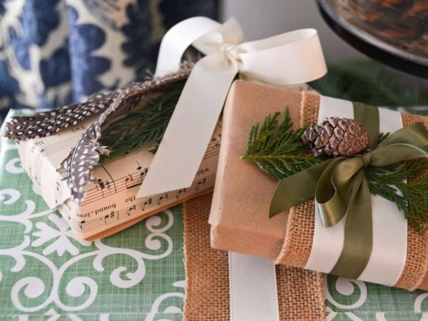 idée déco de noël scandinave cadeau
