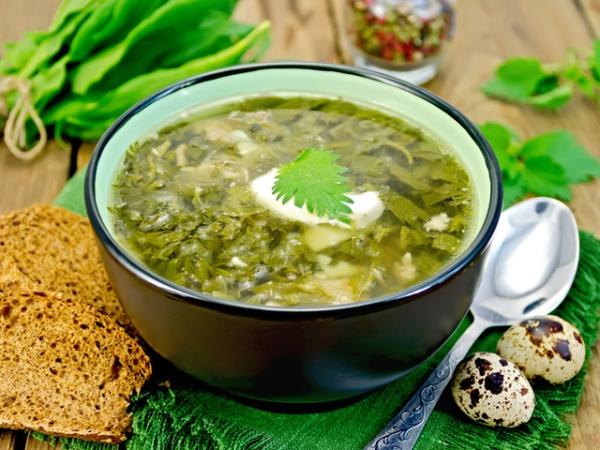 idée menu végétarien une soupe délicieuse