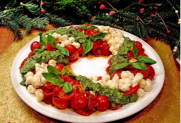 idées repas Noël des légumes surtout