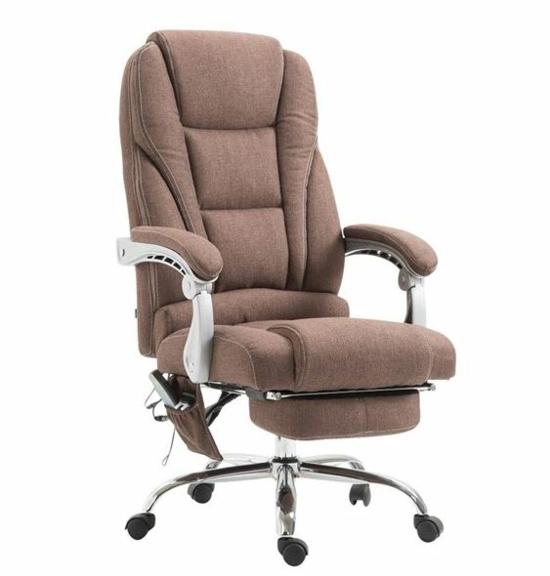 prévenir problèmes de dos au bureau chaise ergonomique