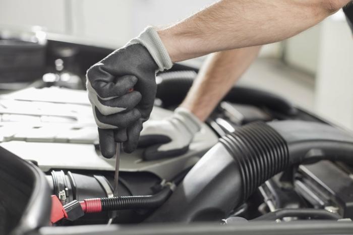réparer la voiture facilement
