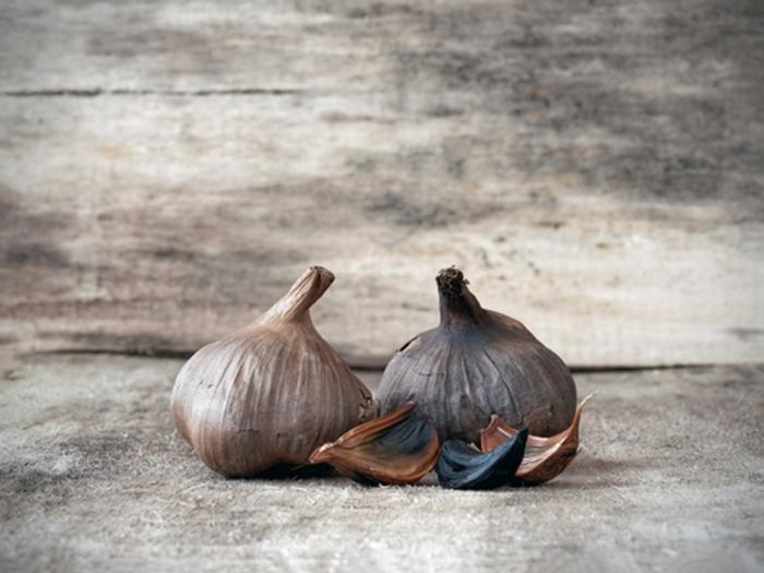 recettes ail noir fermenté