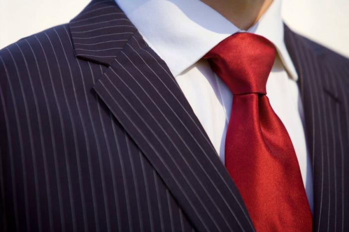 windsor faire un noeud de cravate
