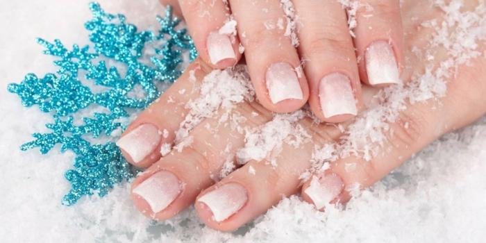crème hydratante maison pour vos mains en hiver