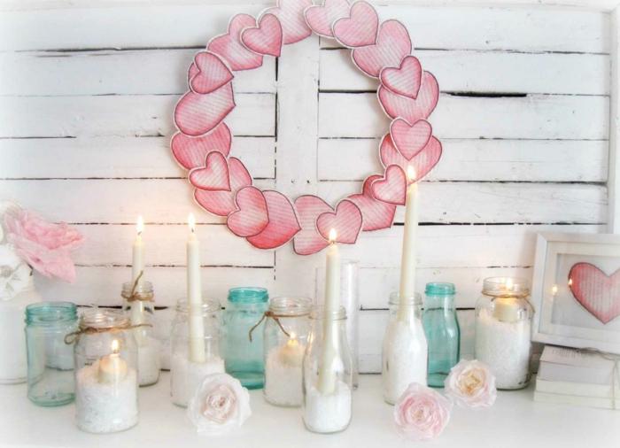 décoration saint valentin 2019