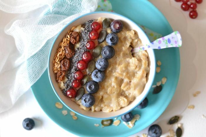 diy recette porridge facile