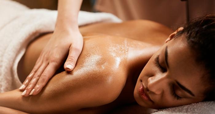 huile d' Abyssinie pour massage