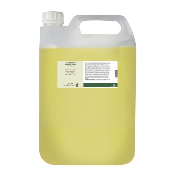huile de pépins de raisin en grande quantité
