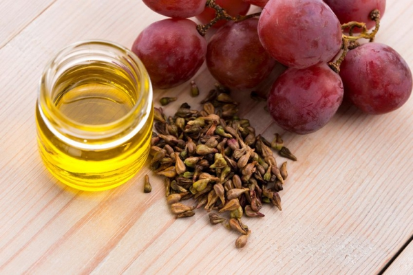 huile de pépins de raisin extraction des graines