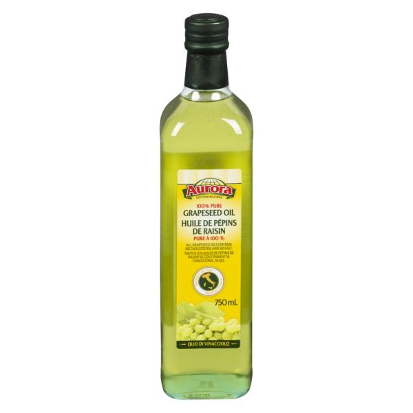huile de pépins de raisin haute pureté