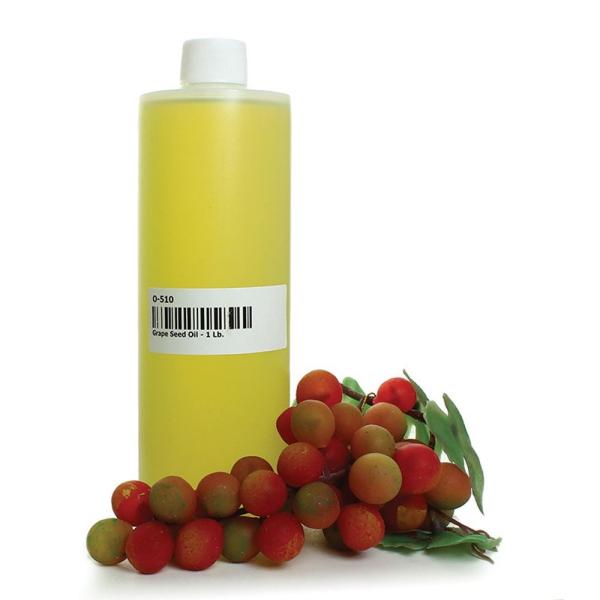 huile de pépins de raisin pour la cosmétique