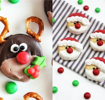 glaçage biscuit noël