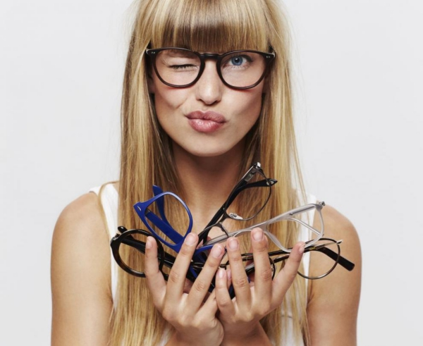 lunettes rhabillées choix difficile