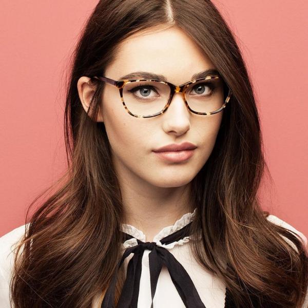 lunettes rhabillées encore un modèle design