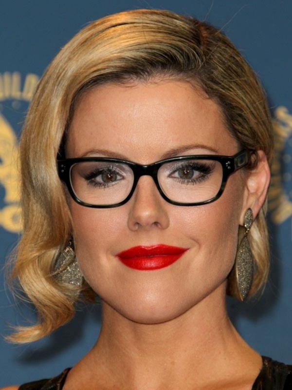 lunettes rhabillées le visage carré