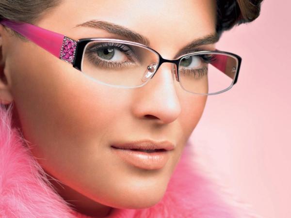 lunettes rhabillées maquillage discret