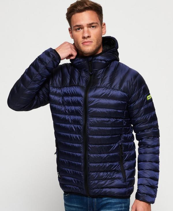manteau d'hiver homme confort extensible