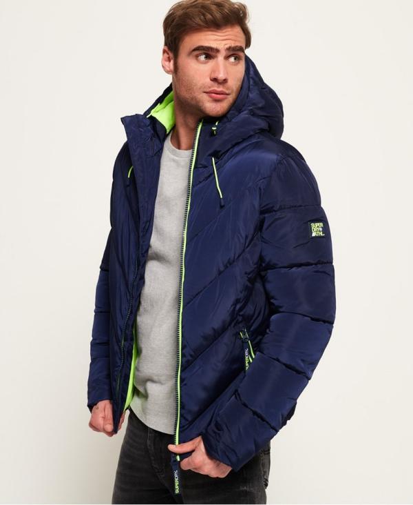 manteau d'hiver homme pas de fourrure