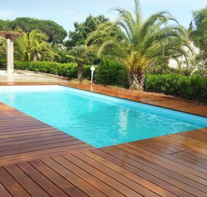 piscine coque rectangulaire