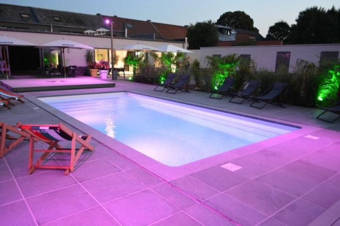 piscine coque rectangulaire Mon de Pra Piscines coque MdP Wide