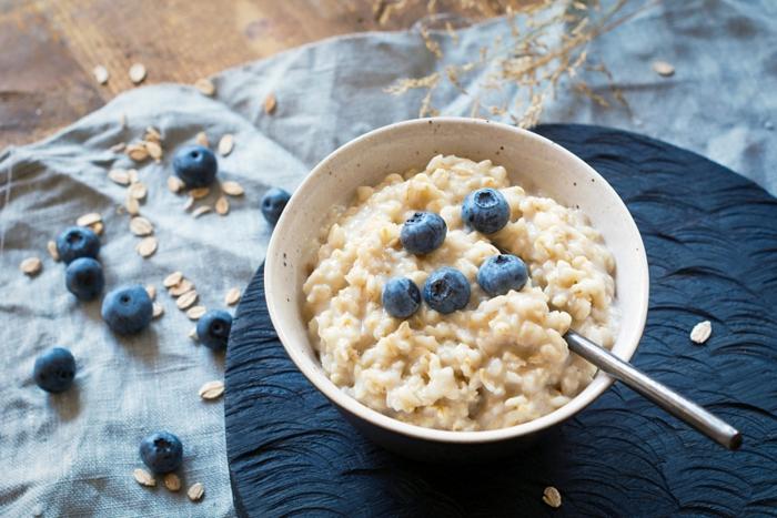 recette porridge idée petit-déjeuner