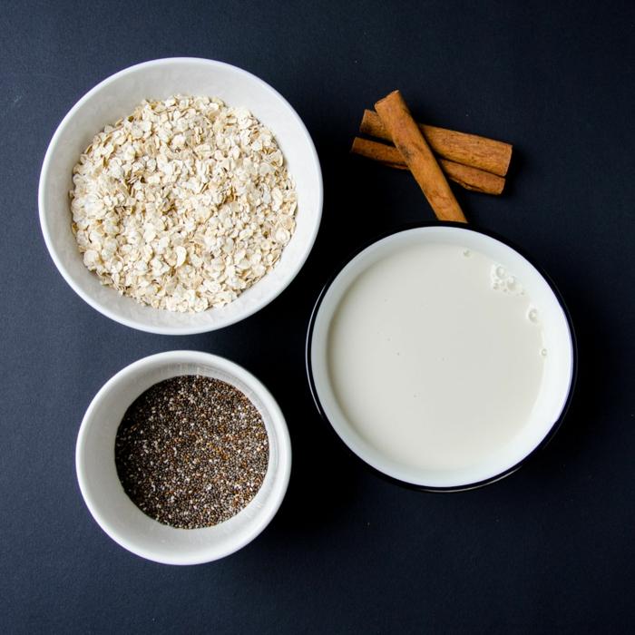 recette porridge ingrédients