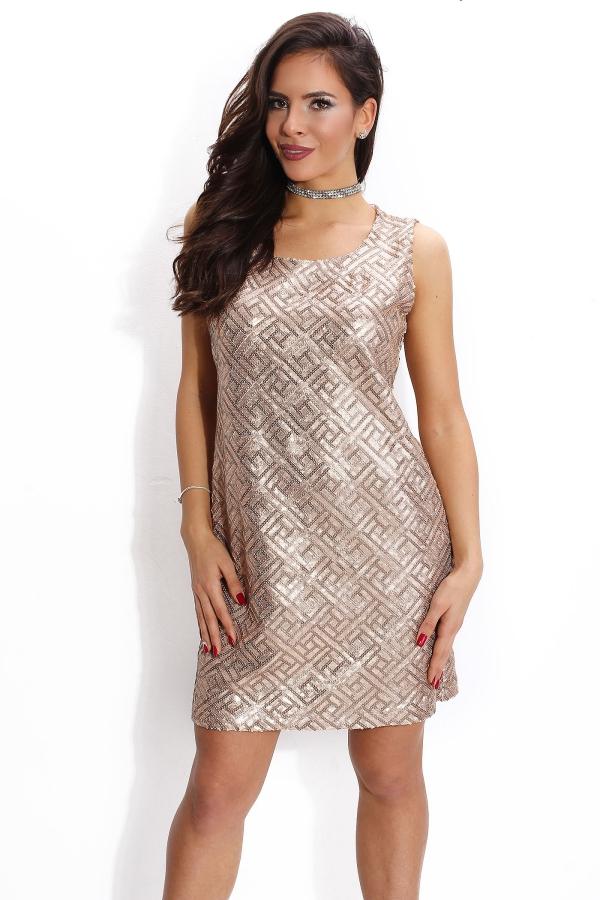 robe Nouvel An courte et élégante
