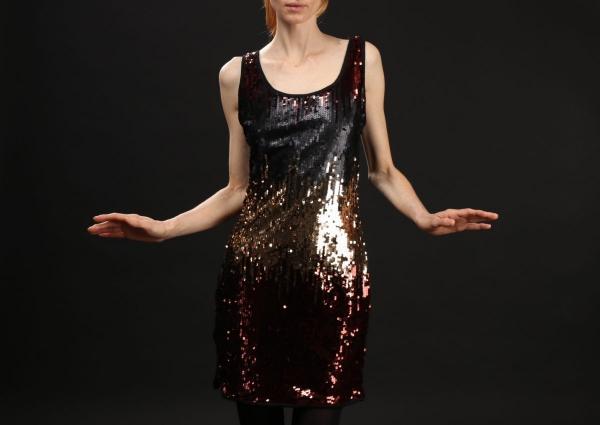 robe Nouvel An style disco