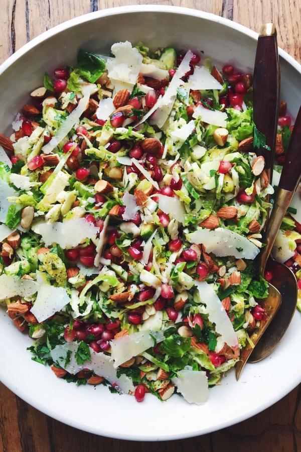 salade d' hiver air festif