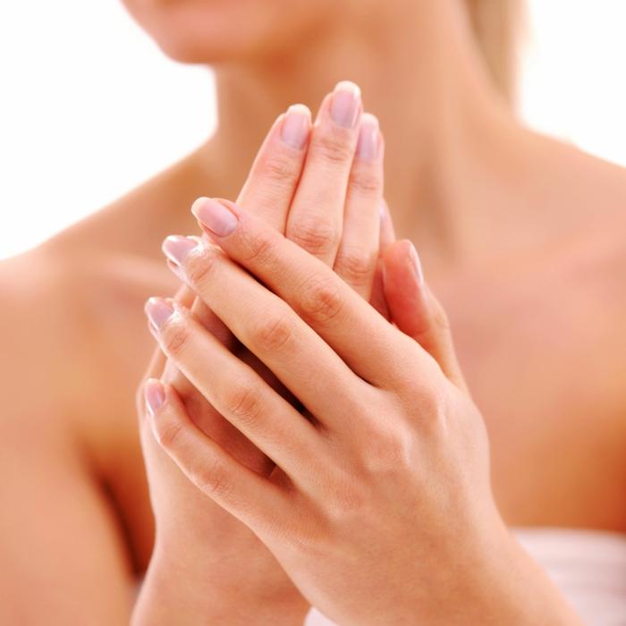 soins hiver crème hydratante maison pour les mains