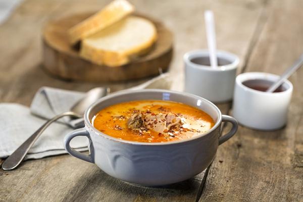 soupe aux tripes piment chaud