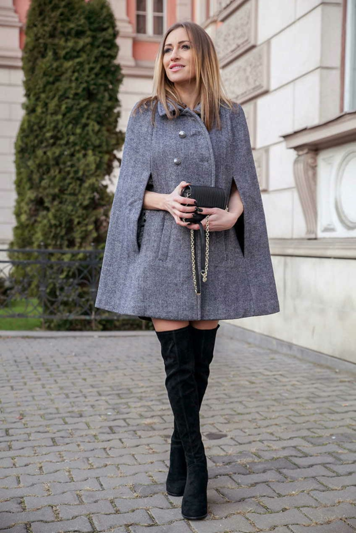 tenue élégante idée comment porter des cuissardes