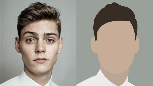 transformer photo en dessin animé pour créateurs