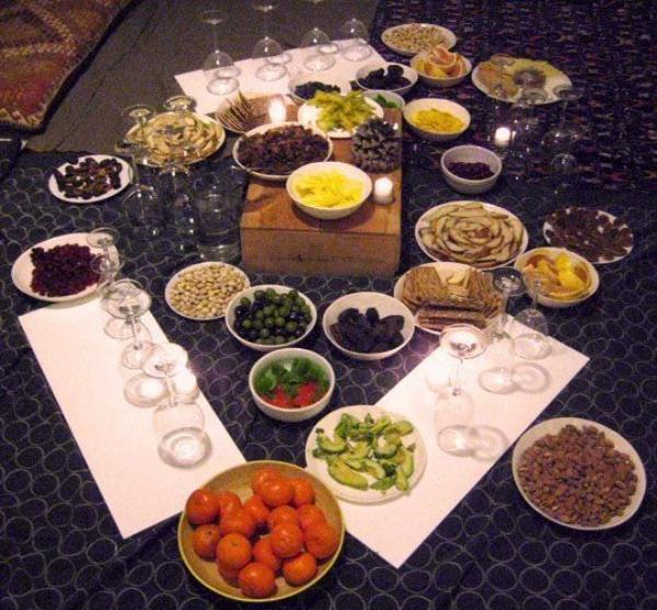 Tou Bichvat fruits séchés