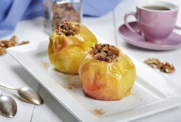 Tou Bichvat pommes cuites