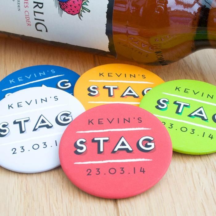badges originaux événement