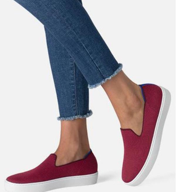 cadeau grand-mère chaussures confortables