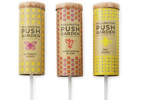 cadeau grand-mère pour polliniser le jardin