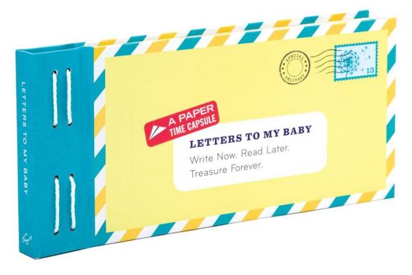 cadeau jeune maman album de lettres