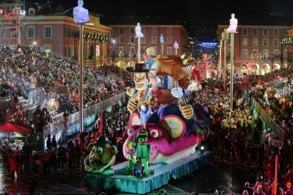 carnaval de mardi gras carnaval de Nice